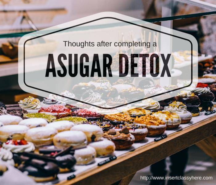 Sugar Detox: I Survived