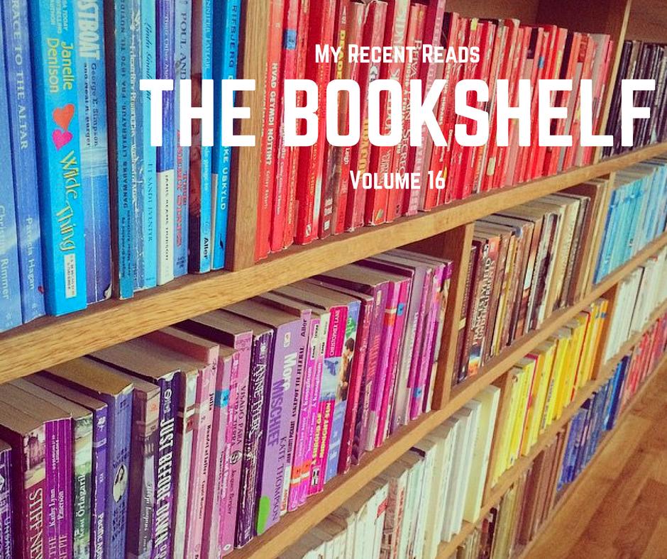 The Bookshelf: Vol. 16