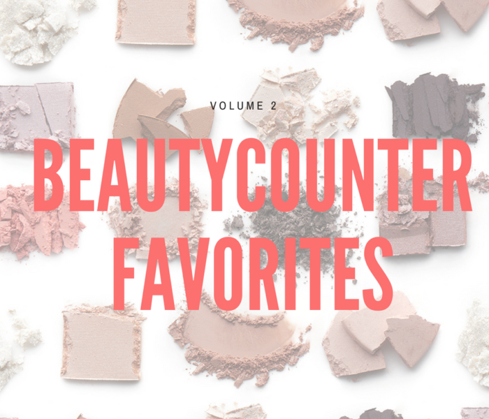 Beautycounter Faves