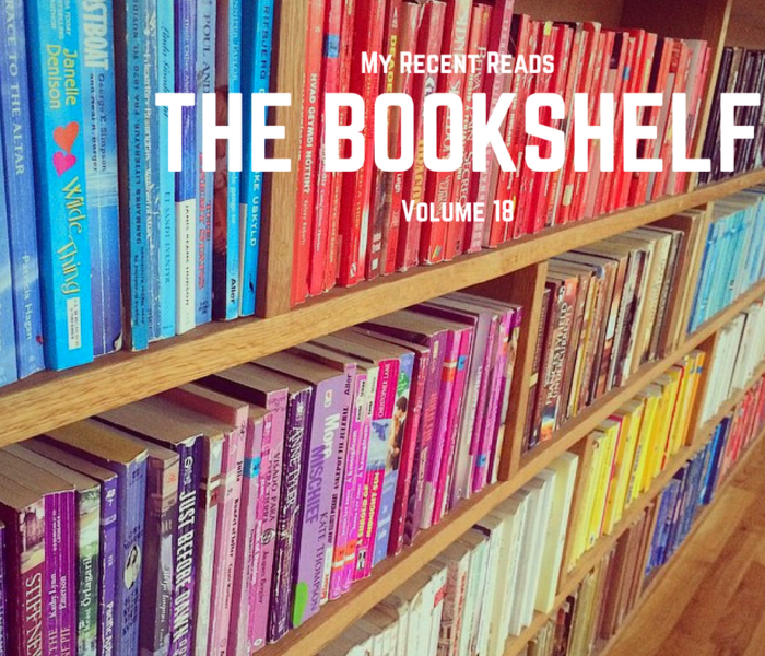 The Bookshelf Vol. 18